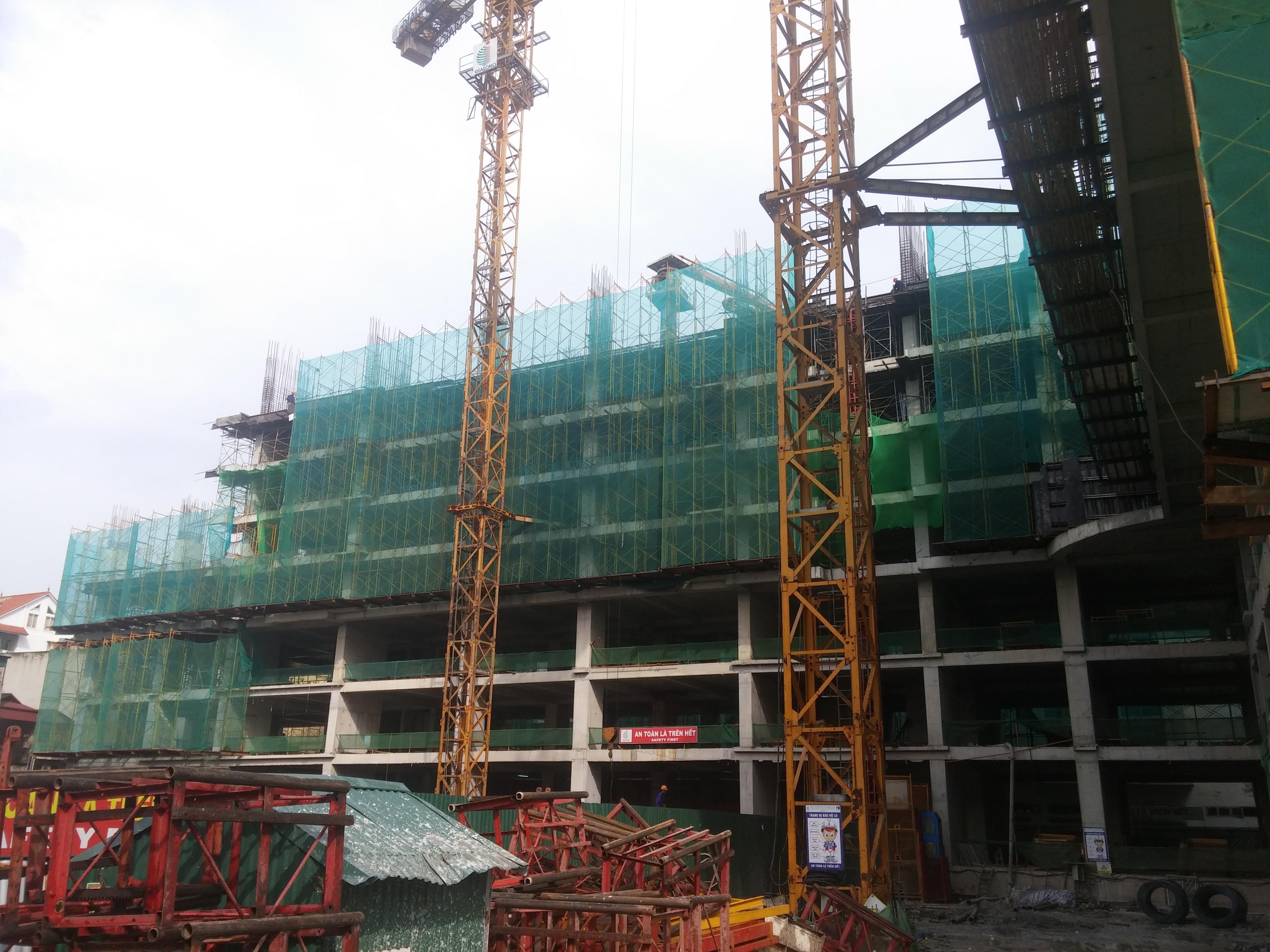 Cập nhật tiến độ tại các dự án EZ Việt Nam đang phân phối