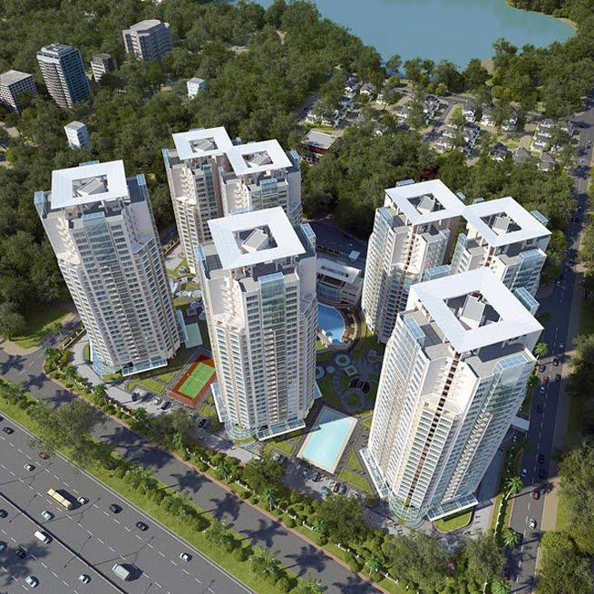 EZ Việt Nam tổ chức lễ mở bán căn hộ toà A3 - Green Stars tại khách sạn JW Marriott