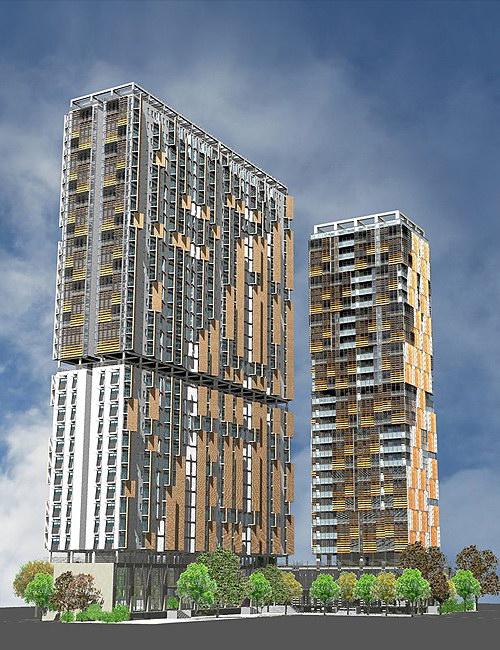 Liên danh EZ Việt Nam - VUD đầu tư vào dự án Hong Kong Tower - 243A Đê La Thành - Hà Nội
