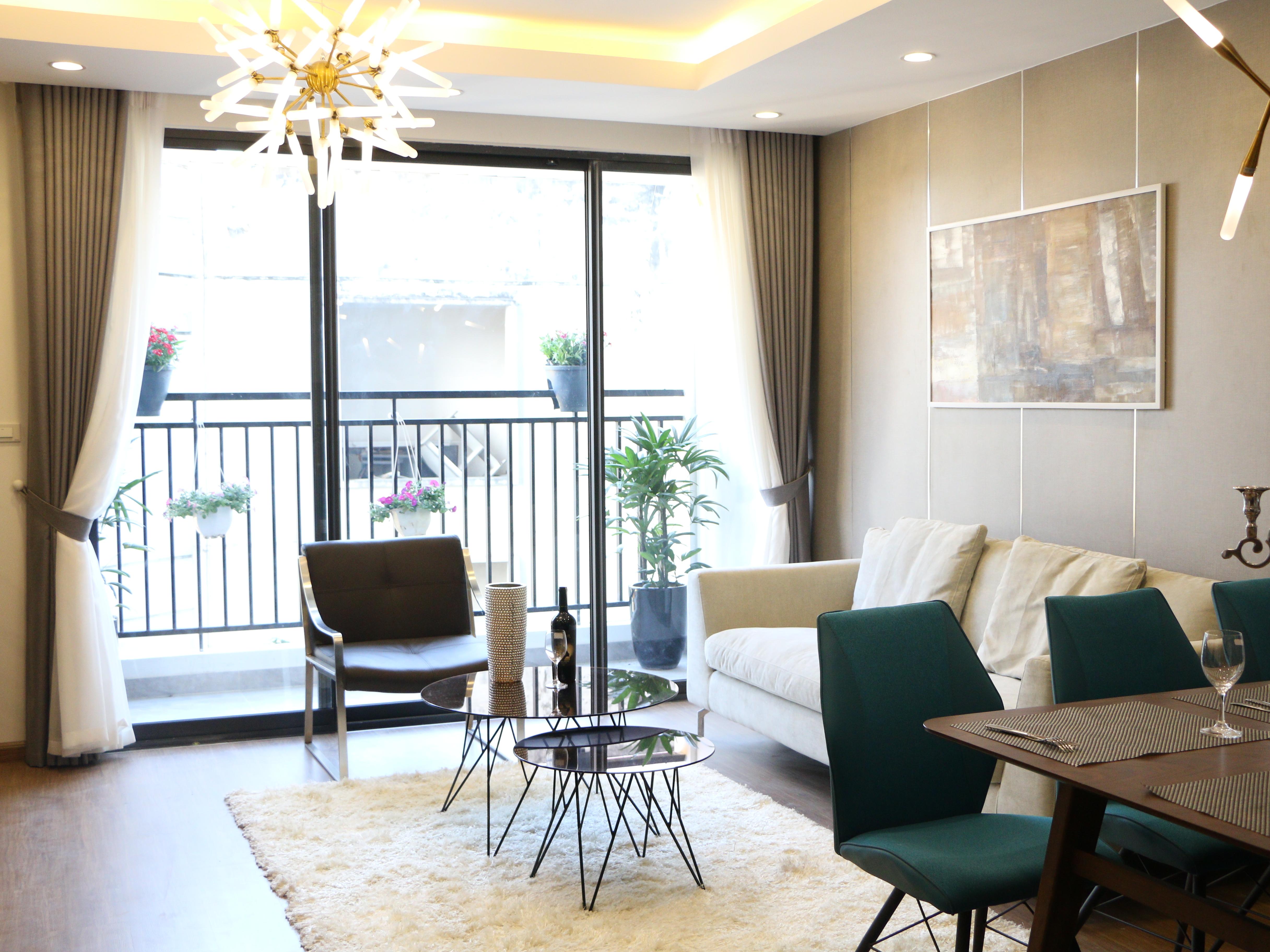 Chính thức cất nóc và khai trương căn hộ mẫu dự án HongKong Tower