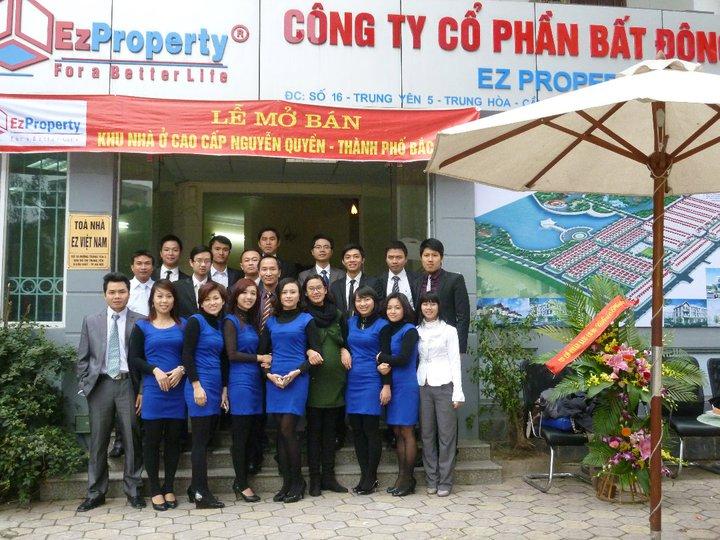 Sàn giao dịch Bất động sản EZ Việt Nam