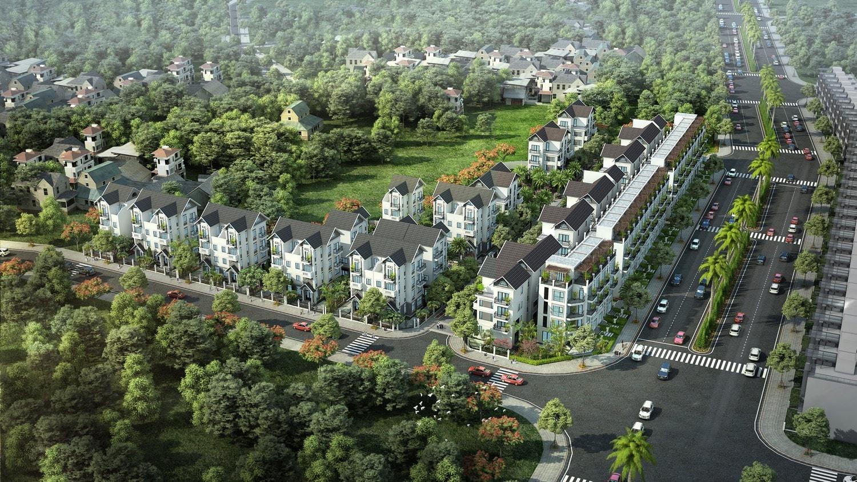 Dự án Hateco Green City và Hateco Green Park được phân phối chính thức bởi EZ Việt Nam