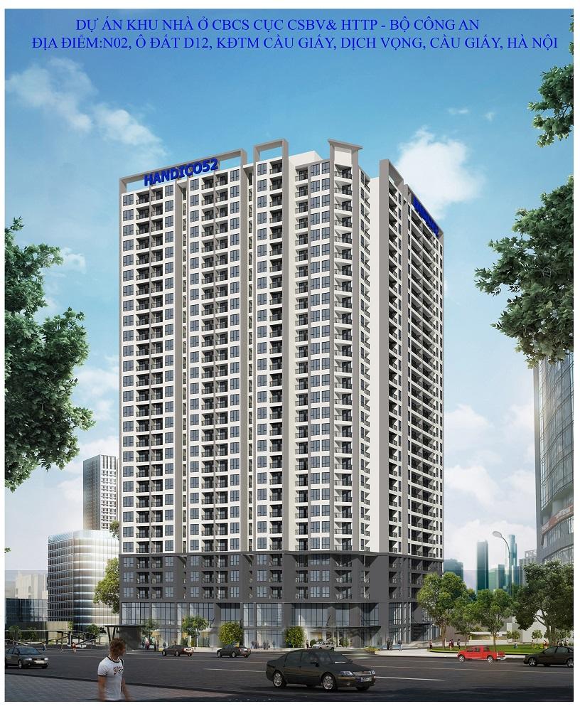 EZ Property phân phối chính thức dự án The Park Home - Trần Thái Tông