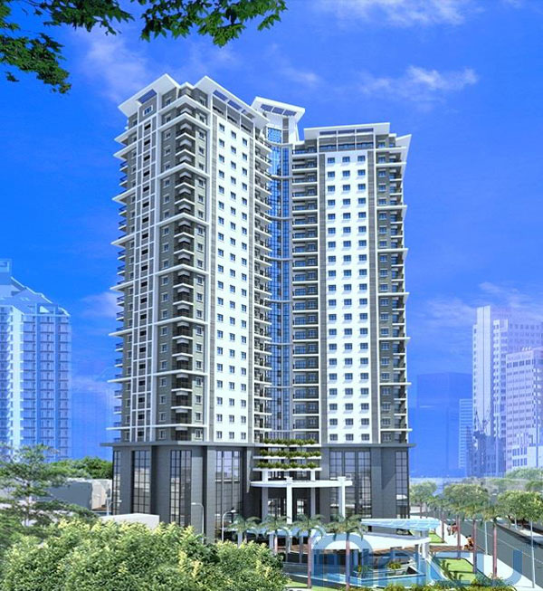 Căn hộ cao cấp đường Trần Duy Hưng giá bán chỉ 33tr/m2, EZ Việt Nam phân phối độc quyền