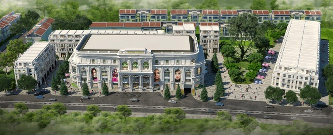 Mở bán dự án Vincom Shophouse Hải Phòng