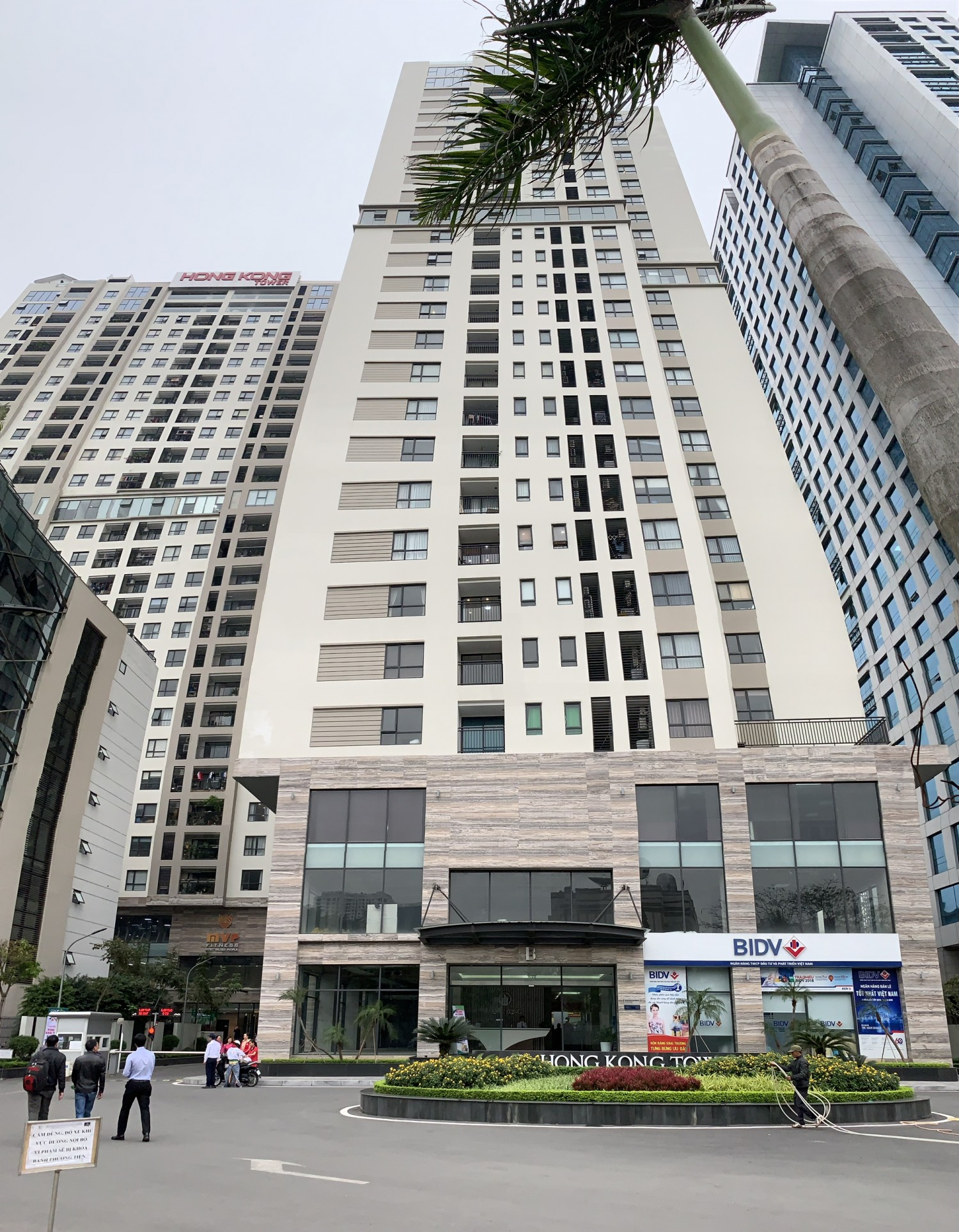 Dự án Hong Kong Tower - 243A Đê La Thành - Hà Nội