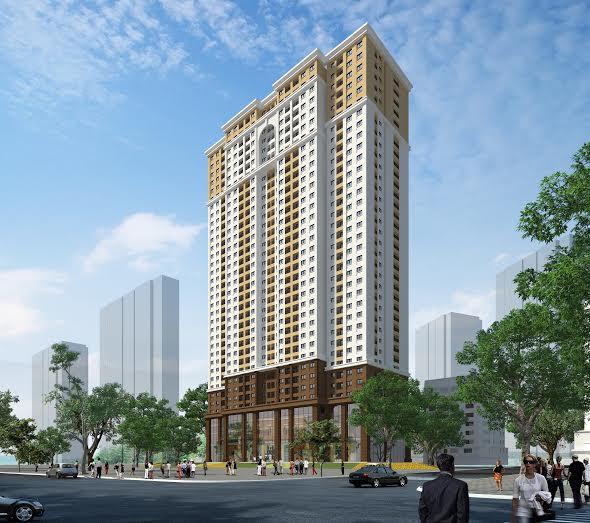 Mở bán hơn 120 căn hộ tòa C dự án Kim Văn - Kim Lũ