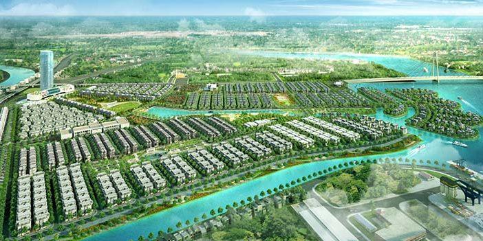 Dự án Khu dân cư Lương Điền, Cẩm Giàng, Hải Dương