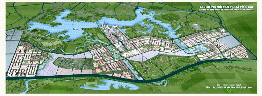 DIC lựa chọn EZ Việt Nam là đơn vị phân phối chính thức, duy nhất cho dự án Khu Đô thị Nam Vĩnh Yên