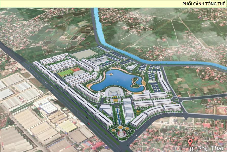 EZ Việt Nam đầu tư dự án Đông Phú Thái - Kim Thành - Hải Dương