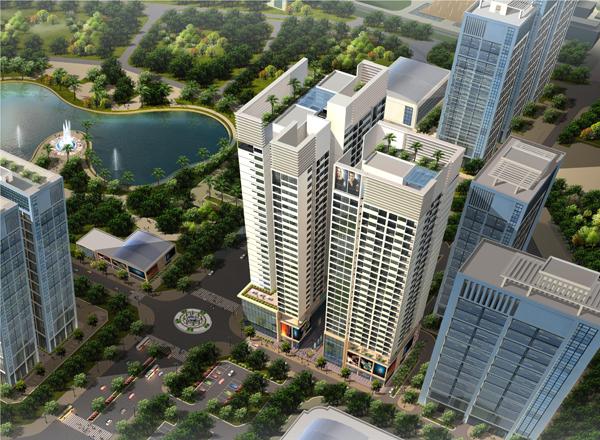 Mở bán Horizon Tower (N03 T3-T4) – Khu đô thị Ngoại giao đoàn