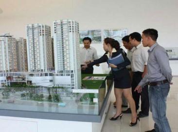 Nhiều nhà đầu tư xuống tiền mua nhà
