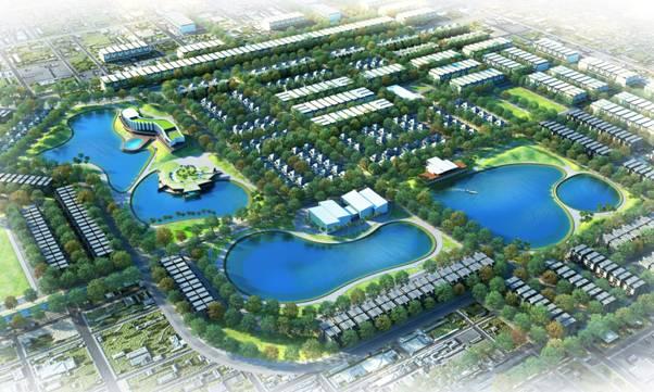 EZ Việt Nam phân phối dự án KĐT Nam Vĩnh Yên – Vĩnh Phúccủa DIC Corp (Bộ Xây dựng)