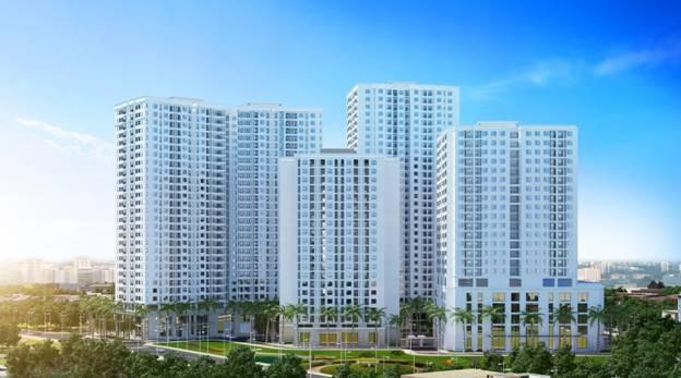 EZ Việt Nam độc quyền phân phối New Horizon City 87 Lĩnh Nam