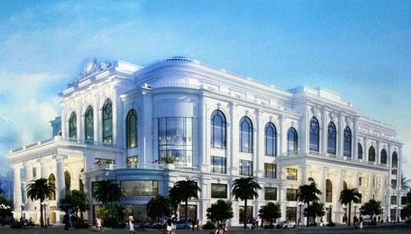 Sàn giao dịch BĐS EZ Việt Nam là đơn vị phân phối chính thức dự án Vincom Shophouse Hải Phòng