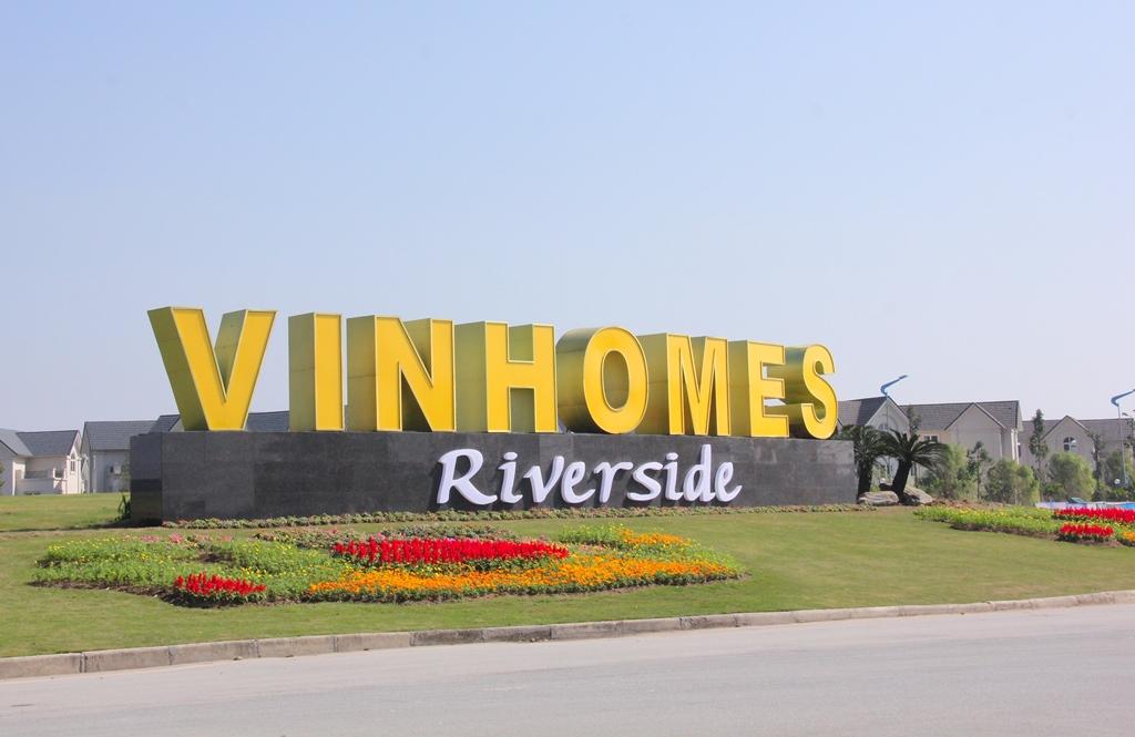 EZ Property phân phối độc quyền khu biệt thự Hoa Phượng - dự án Vinhomes Riverside
